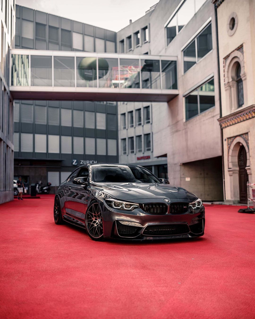 Bmw On Instagram The Red Carpet Has Been Rolled Out For The Ambassador Of Power The Bmw M4 Coupe Them4 Bmw M4 Bmwm B Bmw M4 Coupe Bmw Best Luxury Cars