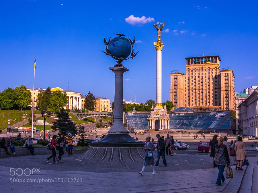 Independence Square by ahtamar