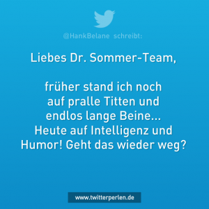 Dr Sommer Witze