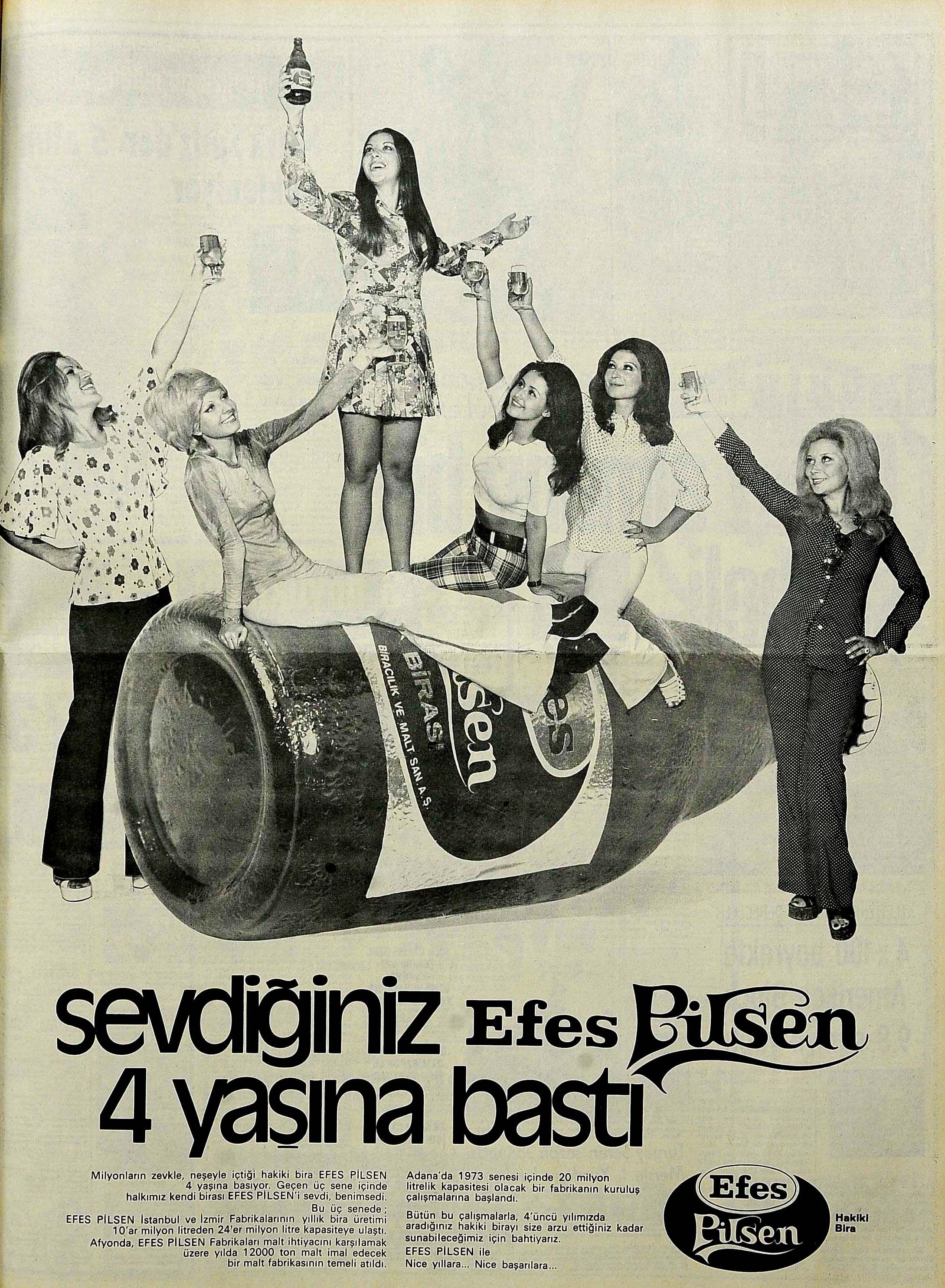 Efes Pilsen The Beer Of Choice In Turkey Klasik Reklamlar Reklam Antika Seyahat Posterleri