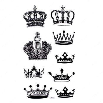 Como Hacer Una Corona De Reina Google Search Tatuaje De La