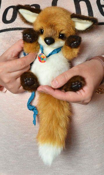 Fox Aik by Nata Tovt