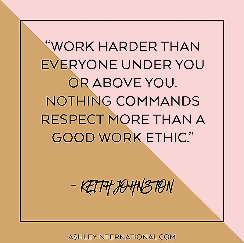 Work Harder Than Everyone Else Quotes