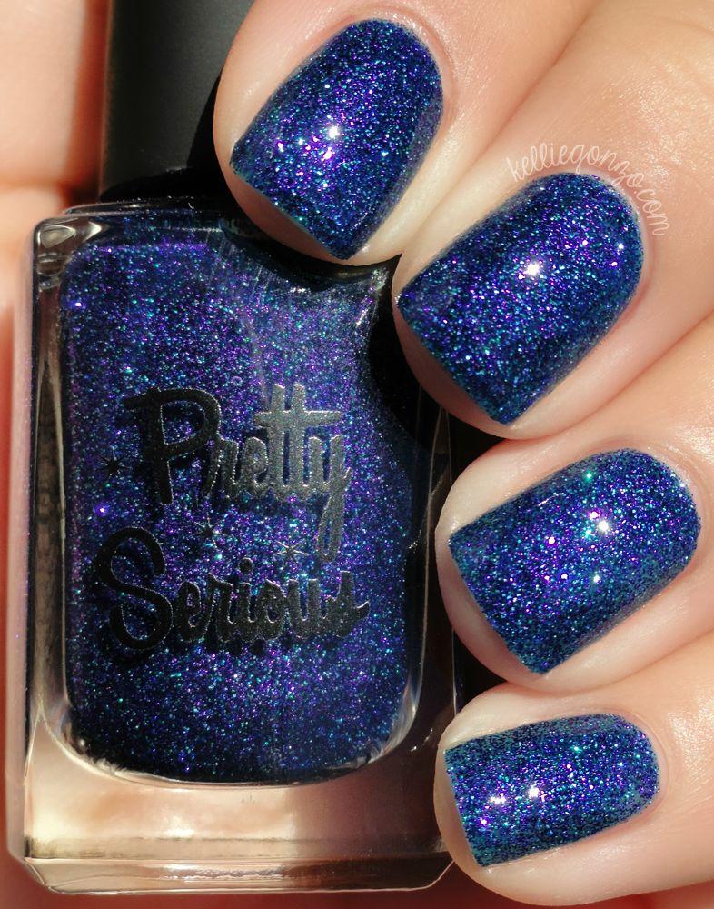 KellieGonzo: Pretty Serious Cosmetics - Seriously Random