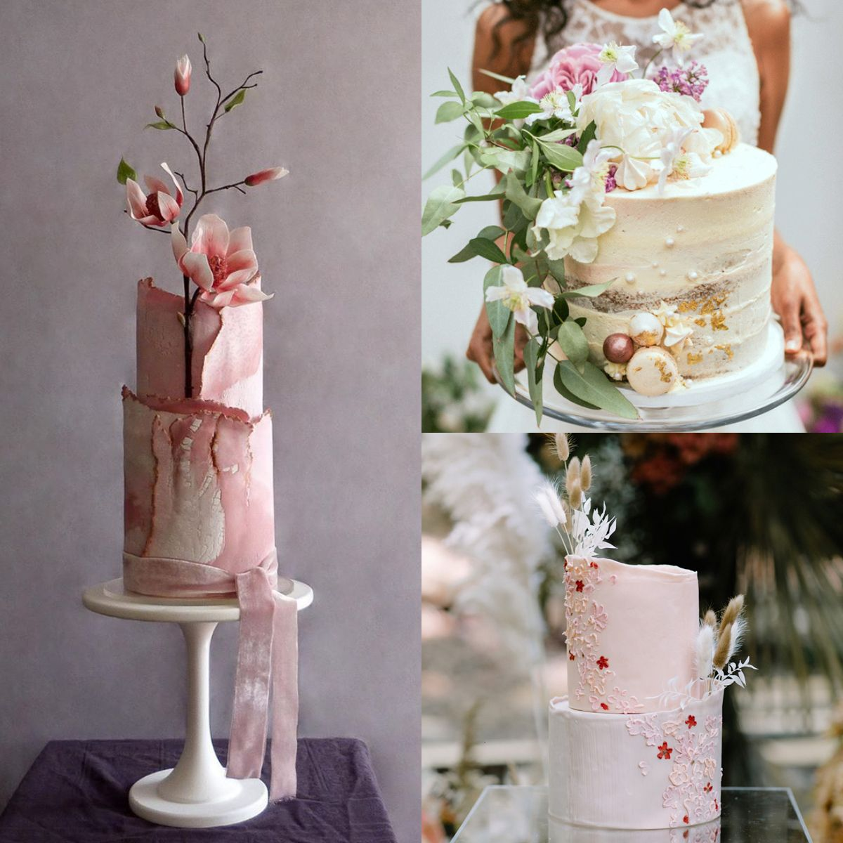 Wedding Cake Trends 2020.Wedding Trends 2020 Sustainability And Individuality Big