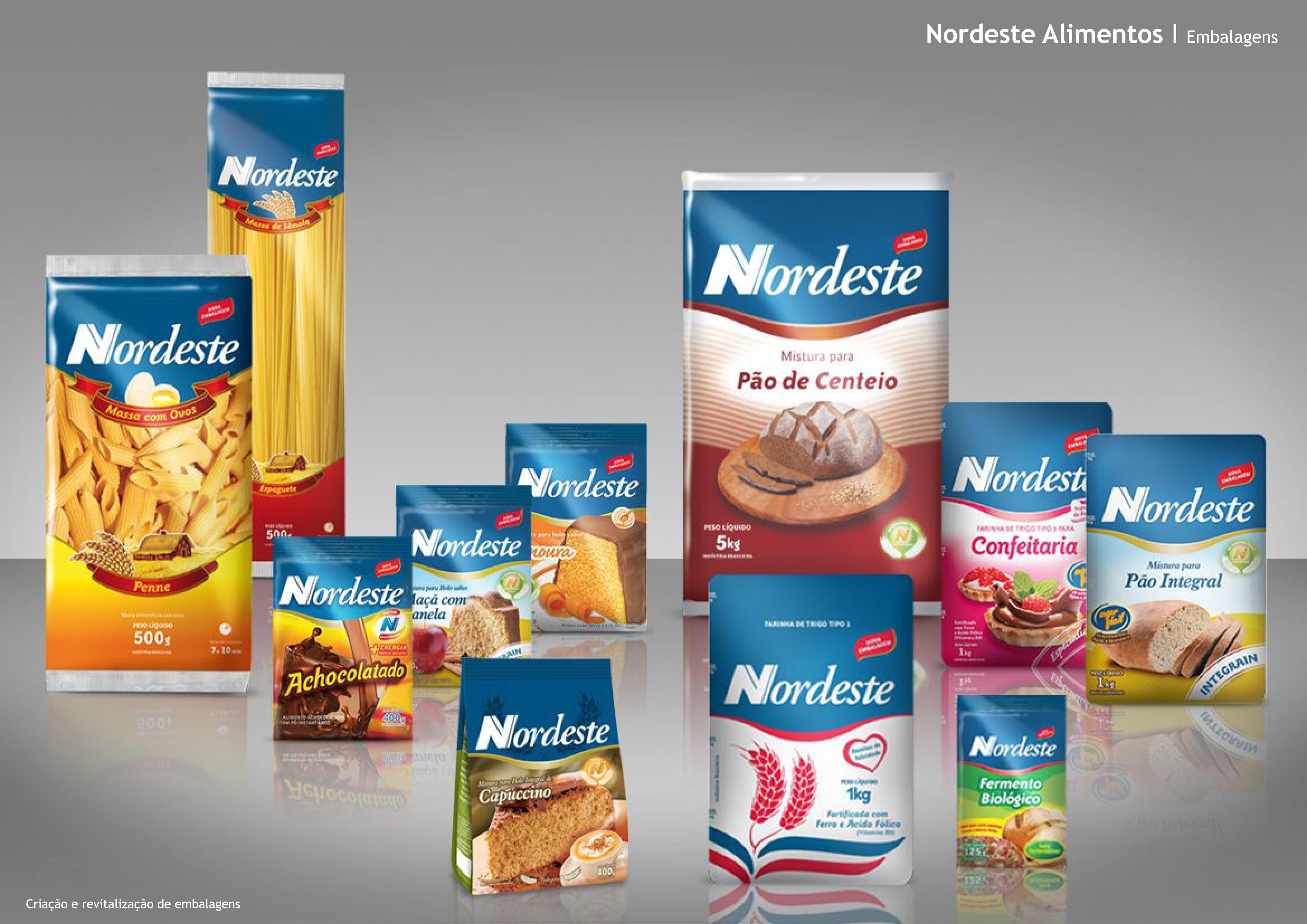 Nordeste Alimentos - Embalagens