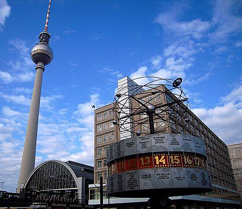 Alexanderplatz, Berlin