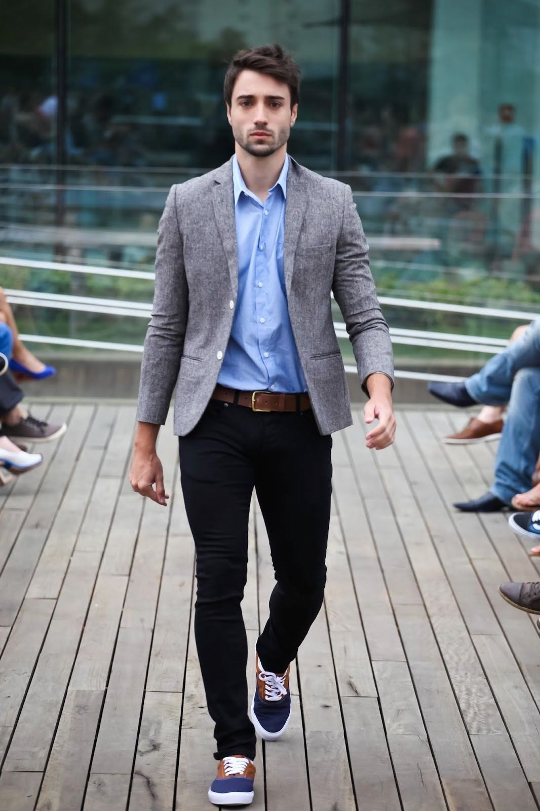 152496c4b28d Great smart/casual #menswear #Vans | Style Guide Through The ...