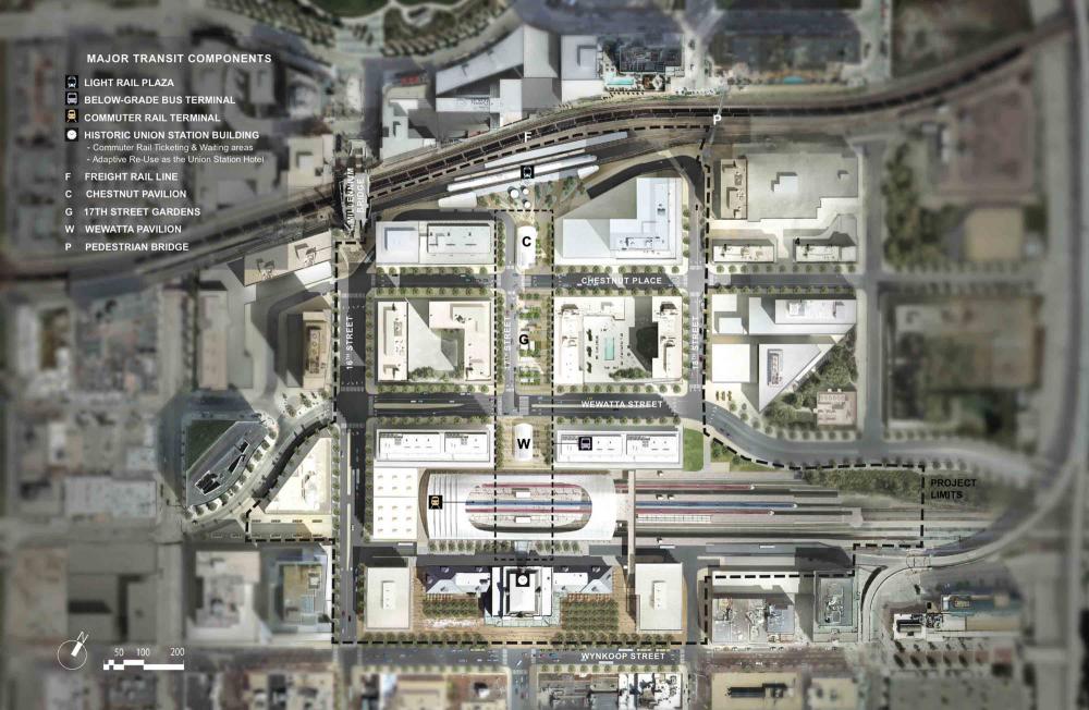 Gallery Of Denver Union Station Som 11 Union Station Denver