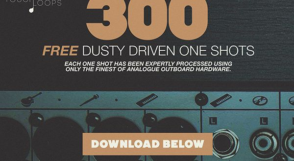 300 FREE Drum Samples Released by Touch Loops | Music Loops