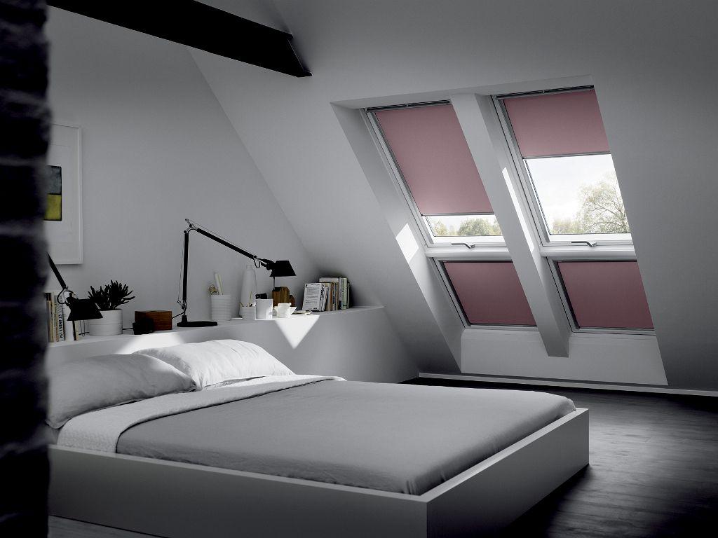 Fen tres de toit quelques id es lumineuses suite - Rideau fenetre de toit ...