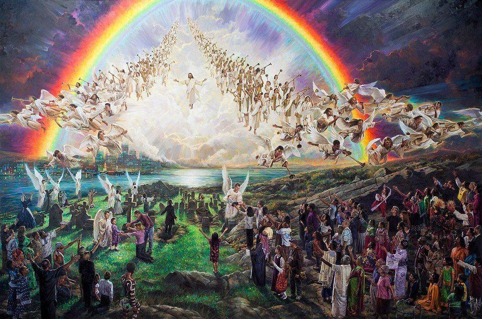 Volta de Jesus | Segunda vinda de jesus, Vinda de jesus, Cristo