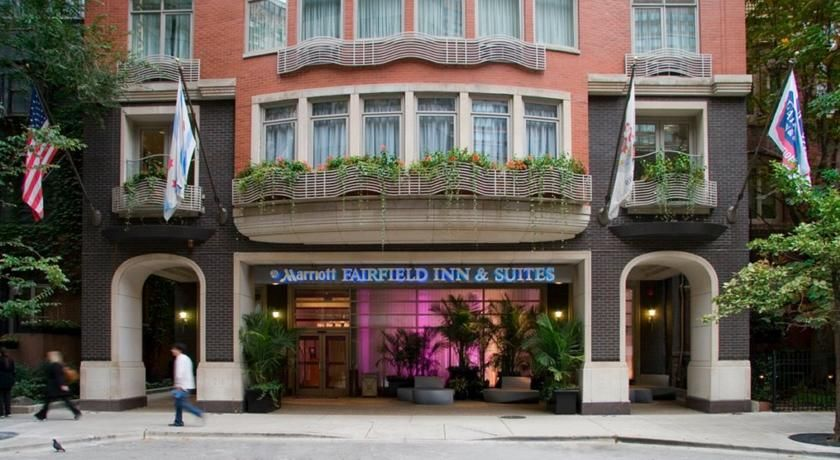 Fairfield Inn And Suites Chicago Downtown Magnificent Mile Chicago