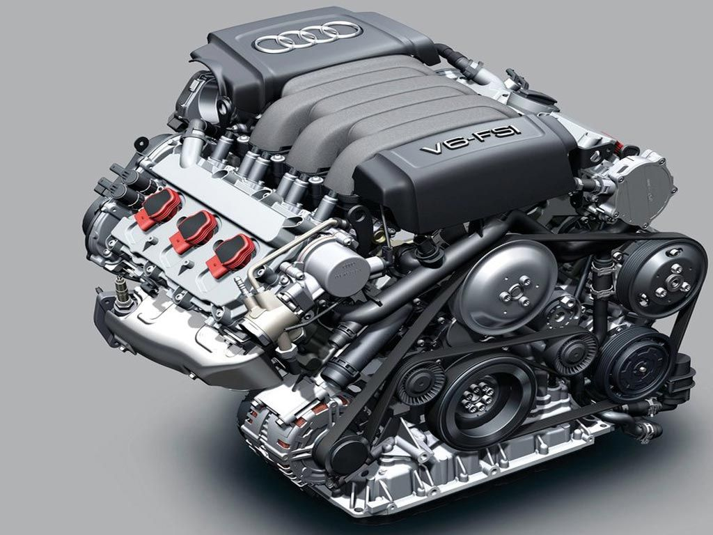 Audi V6 Audi A5 Engineering V Engine