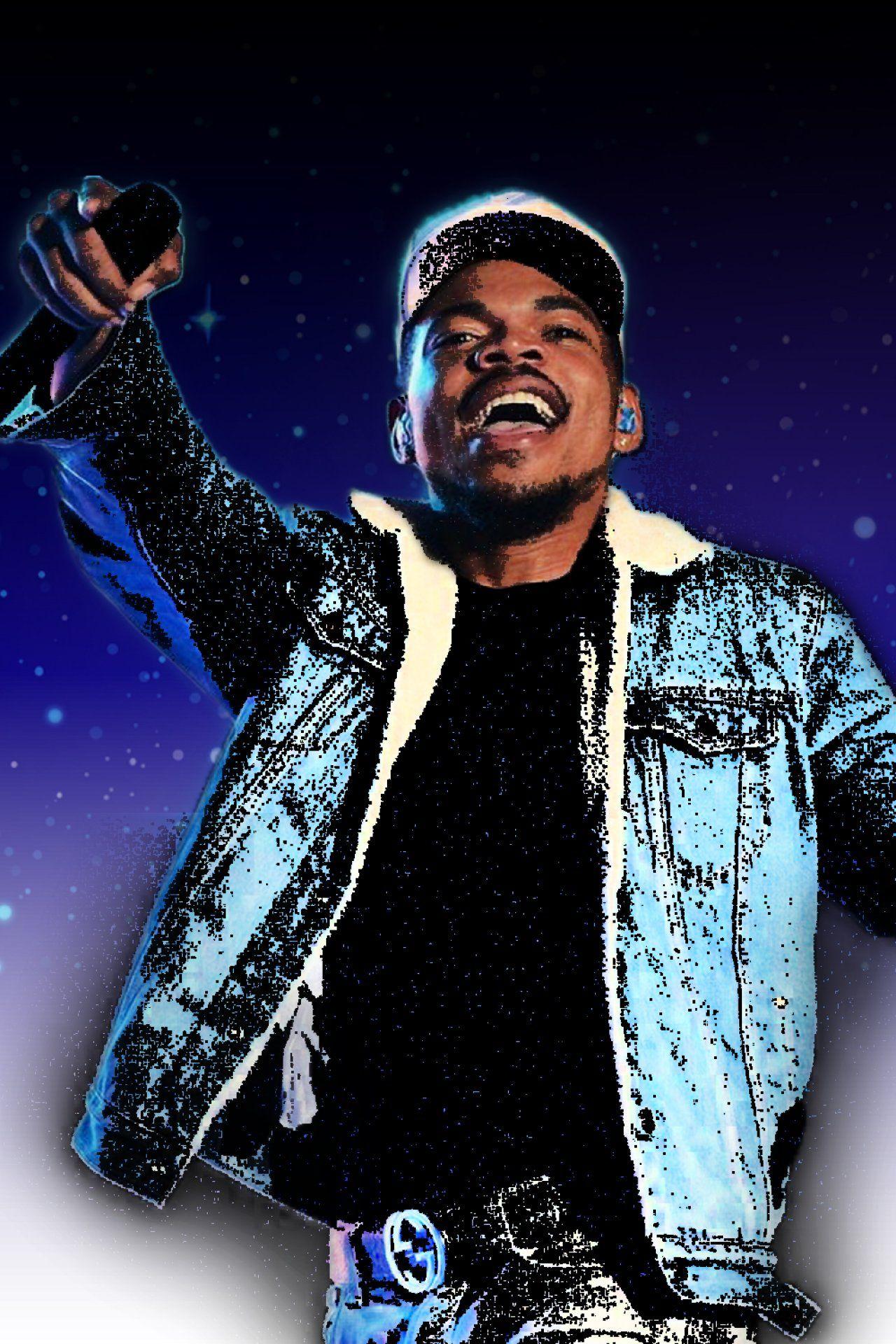 Chance The Rapper | Chance the rapper, Instrumental rap ...