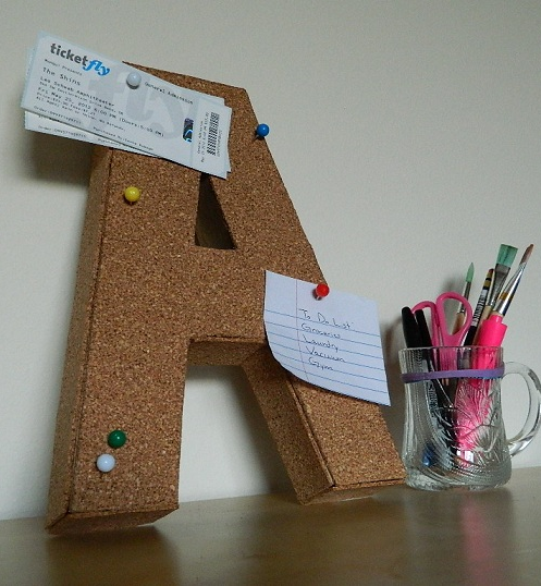 Six Unique Things To Do With Cardboard Letters Tattooed Martha Letter A Crafts Cardboard Letters Crafts