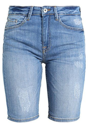 b young Damen Shorts Kato Luxe Leichte Sommer Kurze Jeans