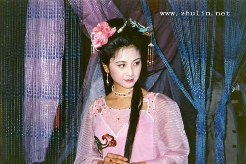 Zhu Lin 朱琳 as Ruler of Women's Kingdom - Journey to the West ...