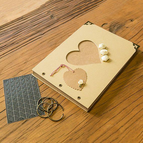 Photo Album, Kraft Photo Album, Scrapbook Album, DIY, 3