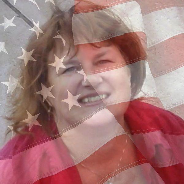 American Flag Profile Picture