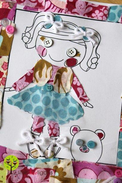 Fat Quarter Friday {Doll-ee Dress-up}
