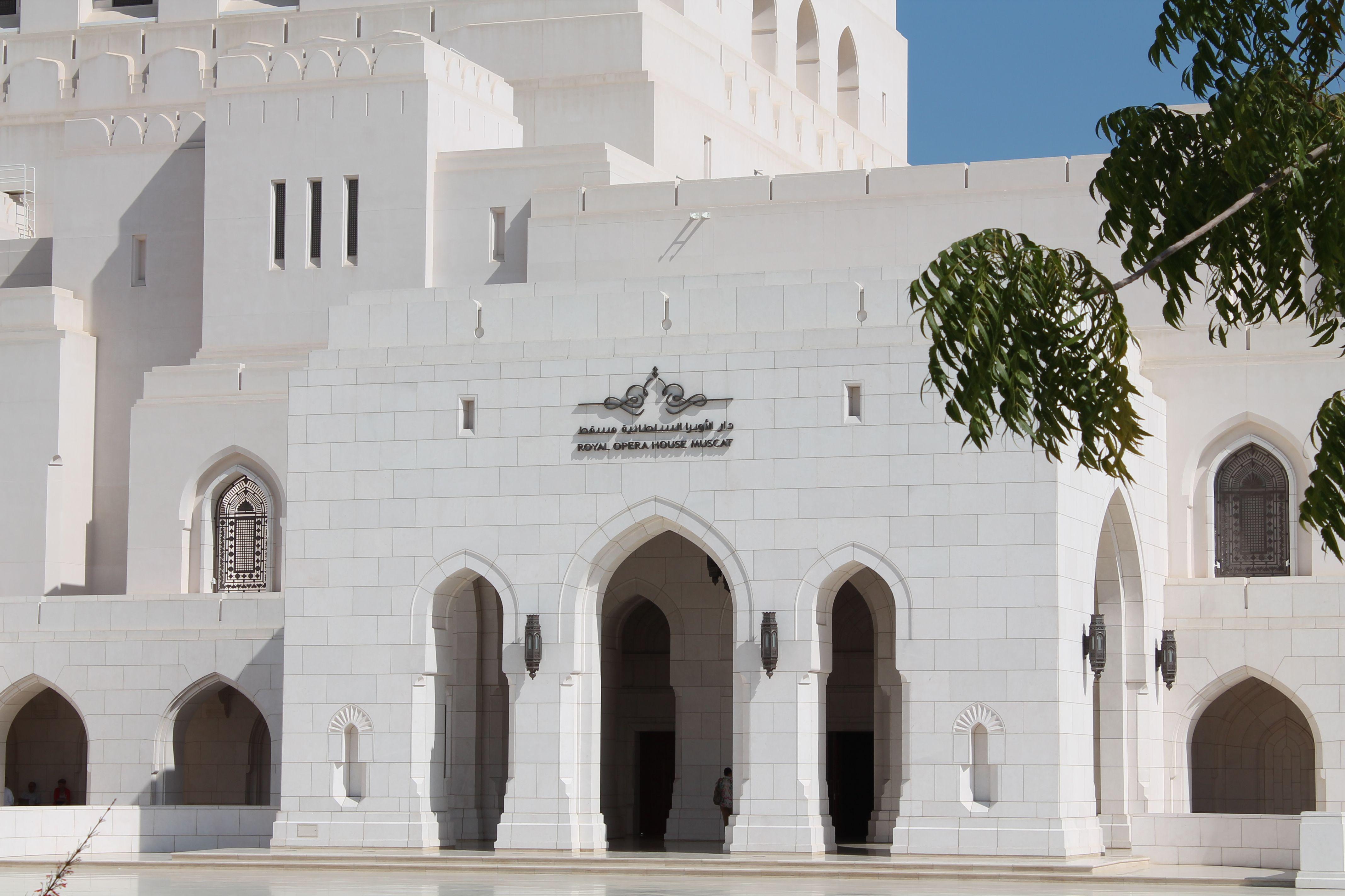 Royal Opera House | Opera house, Islamic architecture ...