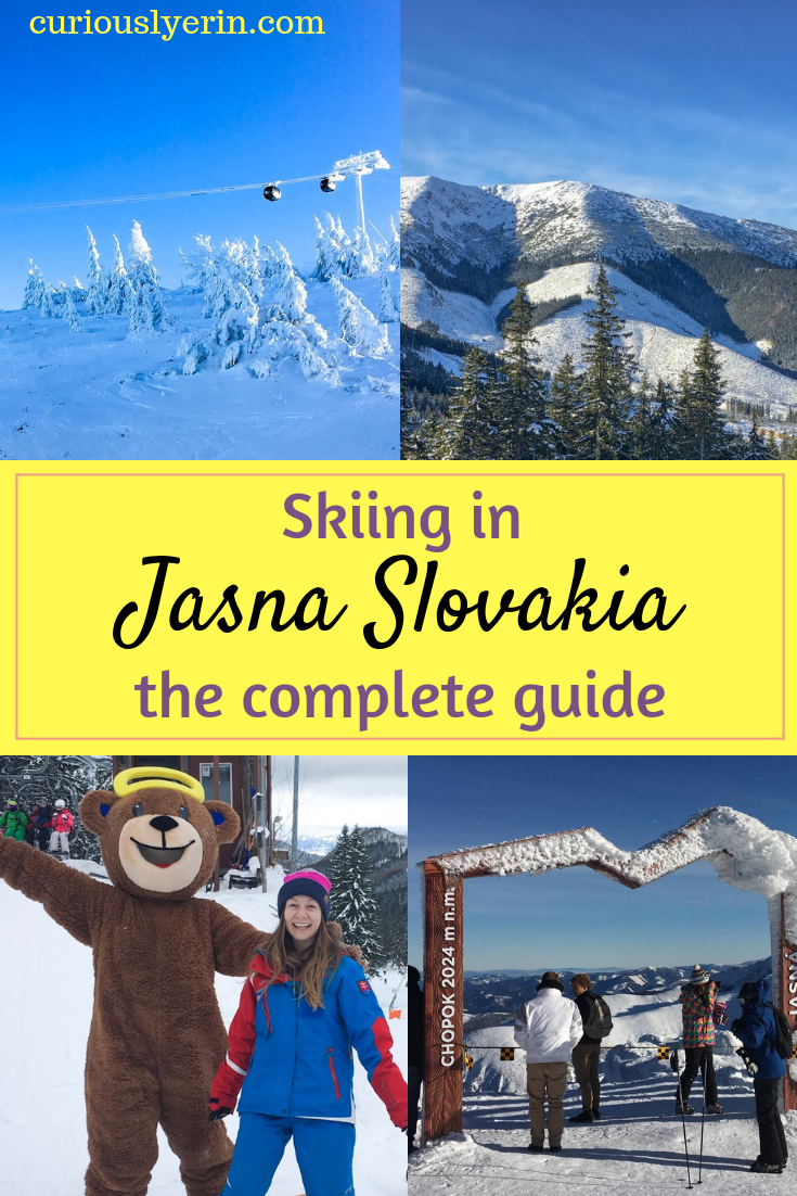 The Complete Guide To Skiing In Jasna Slovakia With Images Hiking Europe Skiing Outdoors Adventure