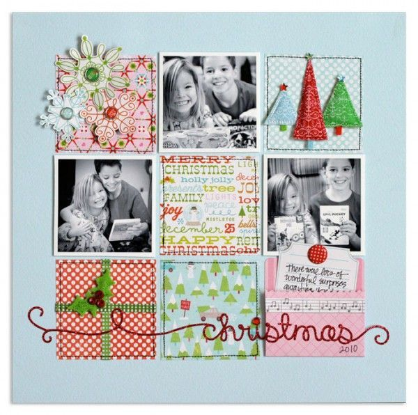 Scrapbook Page Composition Ideas For Arranging Your Elements In A