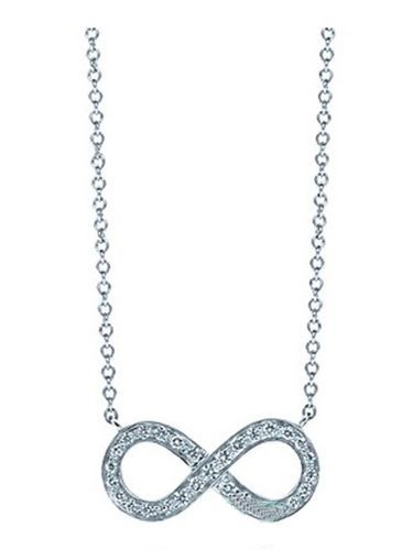 6548cd2aa Tiffany Jewelry Necklaces Delicate Transparent Diamond Circle This Tiffany  Jewelry Product Features: Category:Tiffany & Co Necklaces Material:  Sterling ...