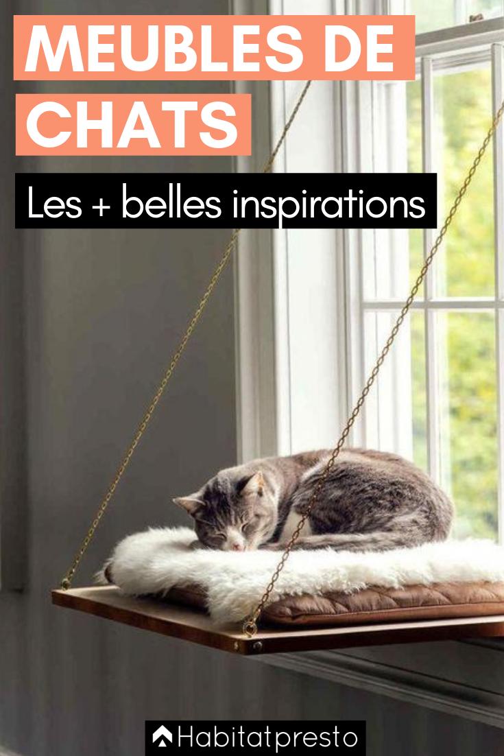 Meubles Pour Chats 6 Idées Pour Sinspirer Inspiration
