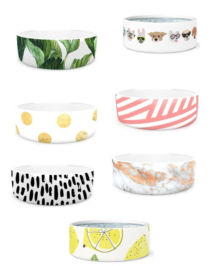14 Stylish Pet Bowls Cute Dog Bowls Pet Bowls Cute Dog Toys