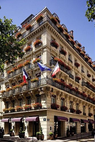 Hotel Baltimore Paris Champs Elysées MGallery Collection