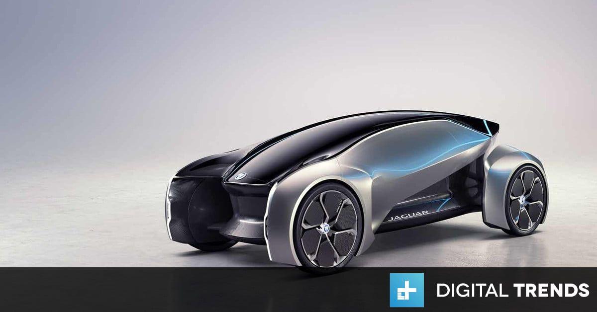 Jaguar Future Type Concept Cars 자동차