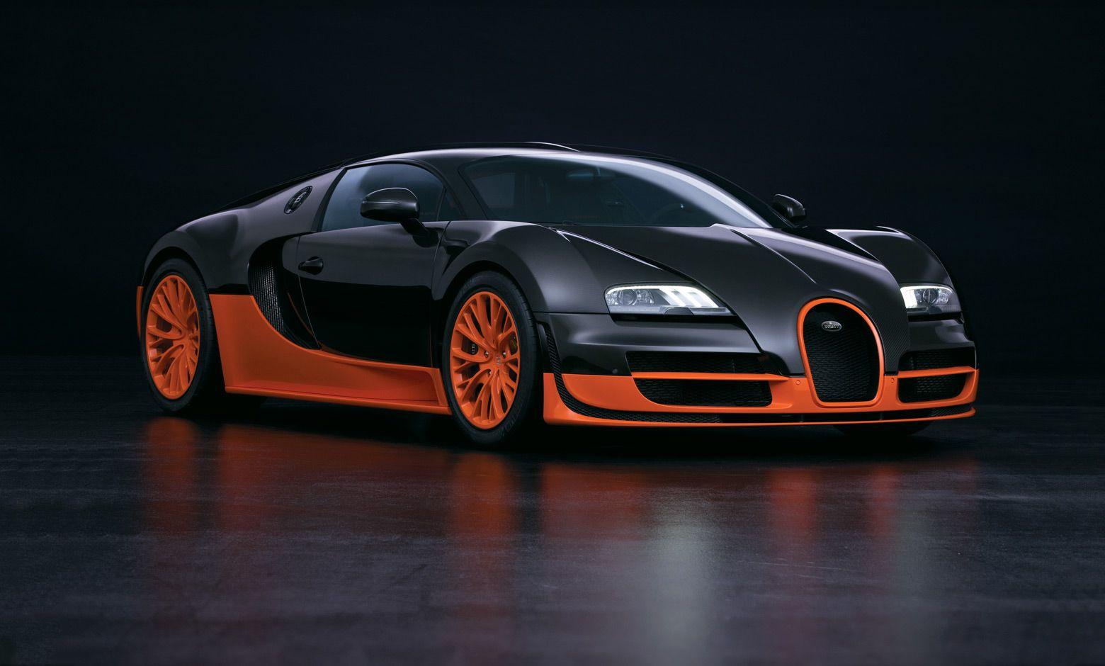 The Five Fastest Cars In Existence Right Now Bugatti Cars Bugatti Veyron Super Sport Cars
