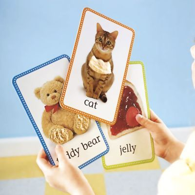 MY FIRST TOUCH 'N FEEL FLASH CARDS  (4 OTHER SETS)