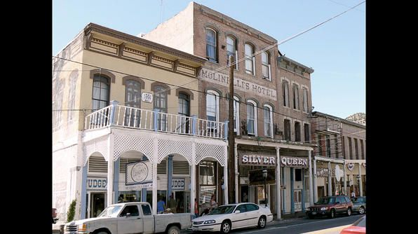 Deadliest Hotels And Hospitals Haunted Places Virginia City Most Haunted Places