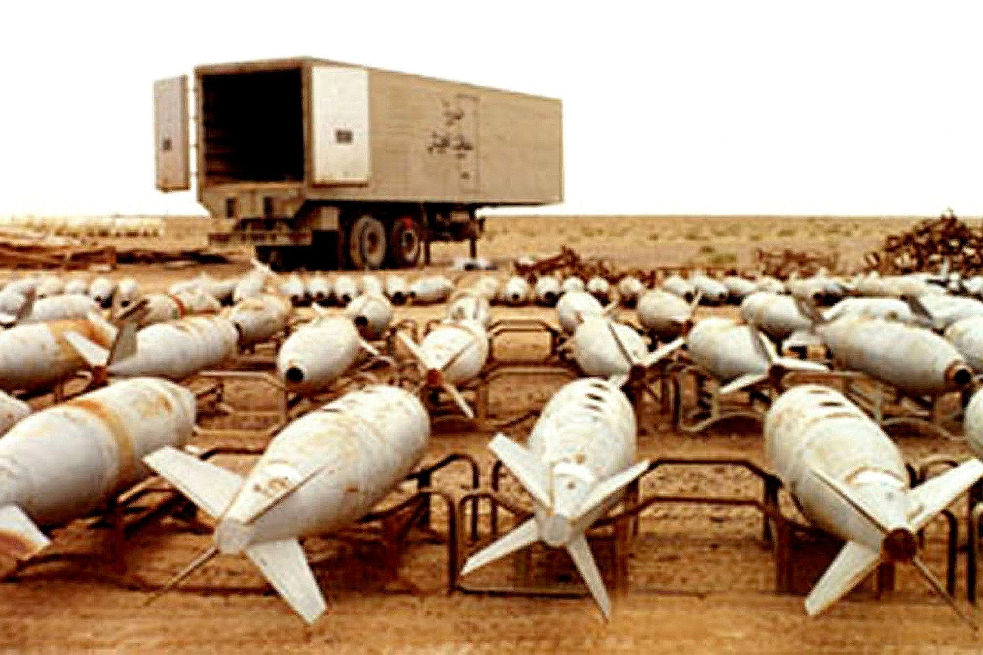 """Cannot have a """"civilized war"""" (oxymoron for sure) if the bad guys break the rules.  Before he was killed, Saddam-era WMD specialist Abu Malik was assembling a stockpile of specialized gear. Now U.S. spies want to know: for what?"""