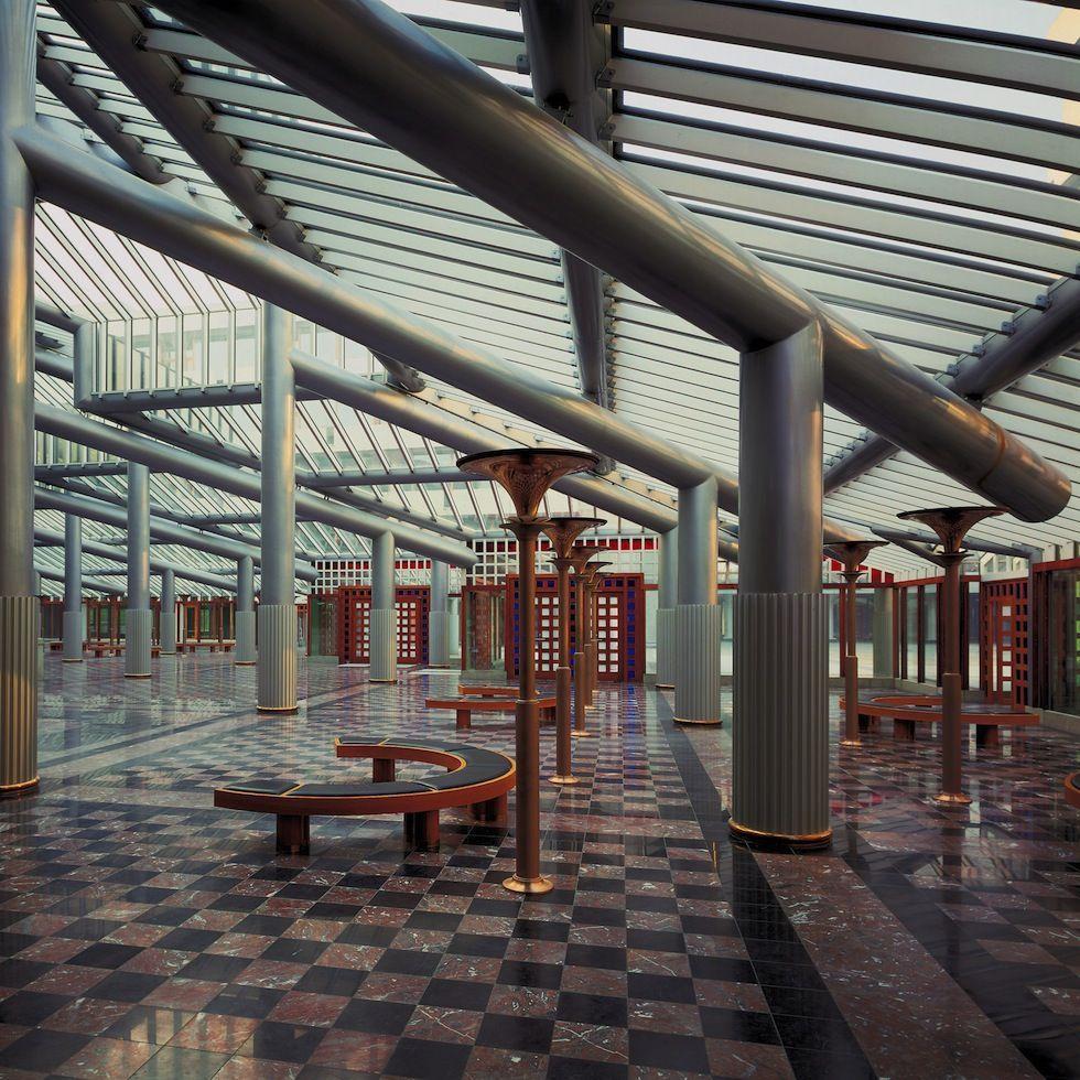 ULiege Aquapole, Campus du Sart-Tilman, Quartier …