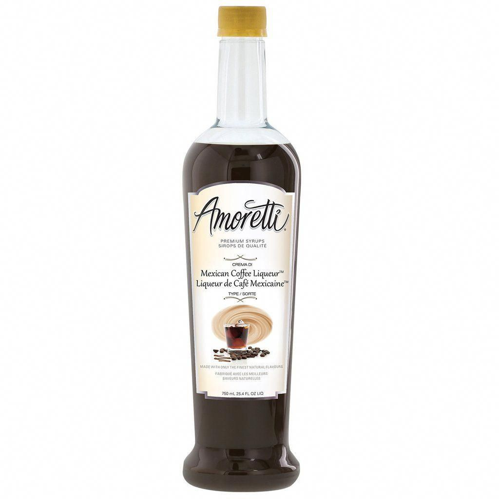Amoretti premium crema di mexican coffee liqueur type