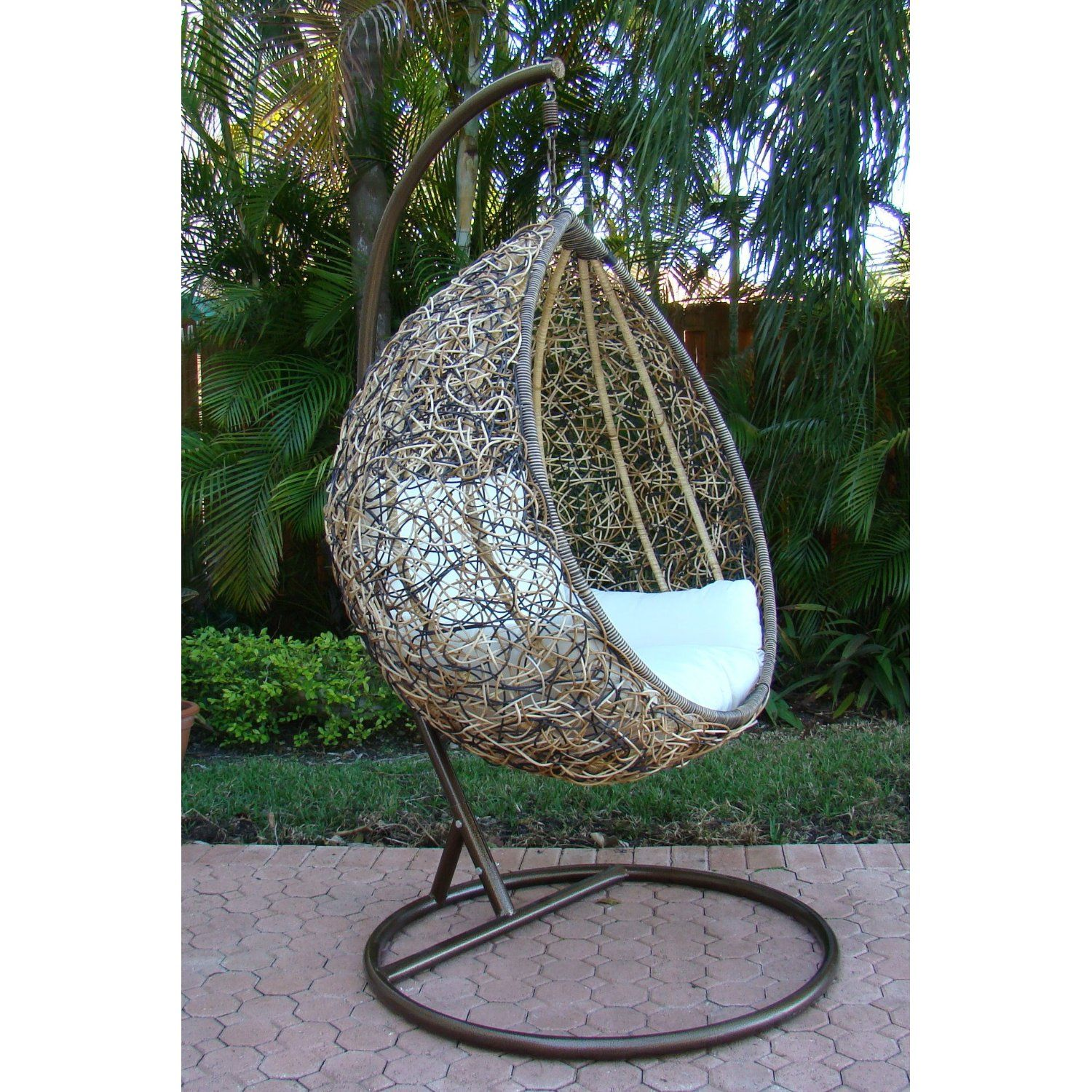 Outdoor Wicker Hammock Chair Potty With Tray Swing Trying To Figure Out How I Could Justify This Expense My Accountant D