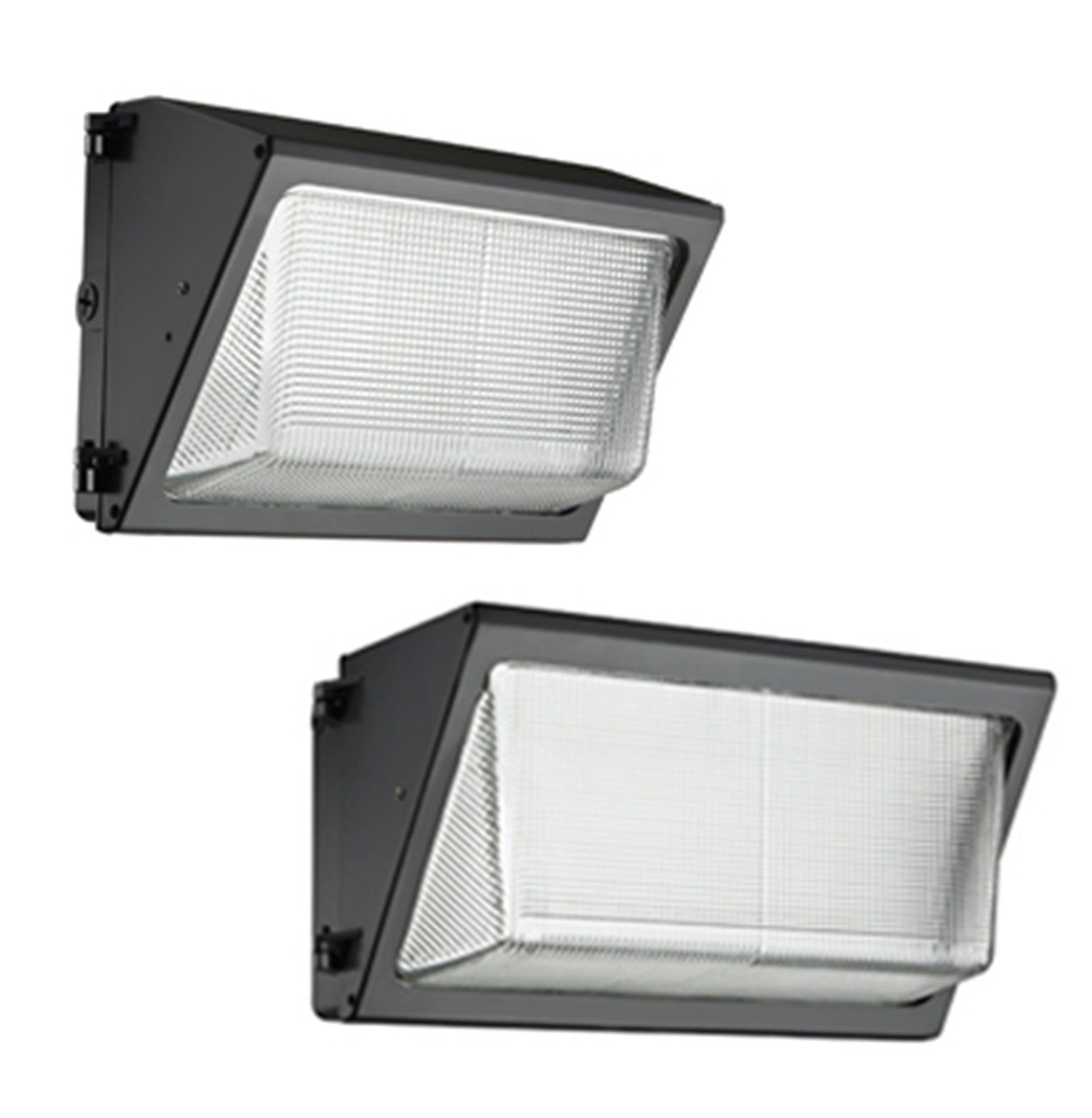 Wall Pack with Glass Lens