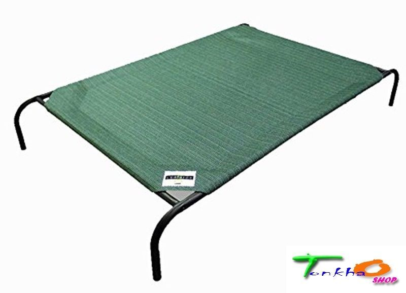 Large Beds Dogs Cot Elevated Docor Indoor Outdoor Lightweight Sturdy Clamping #GalePacific