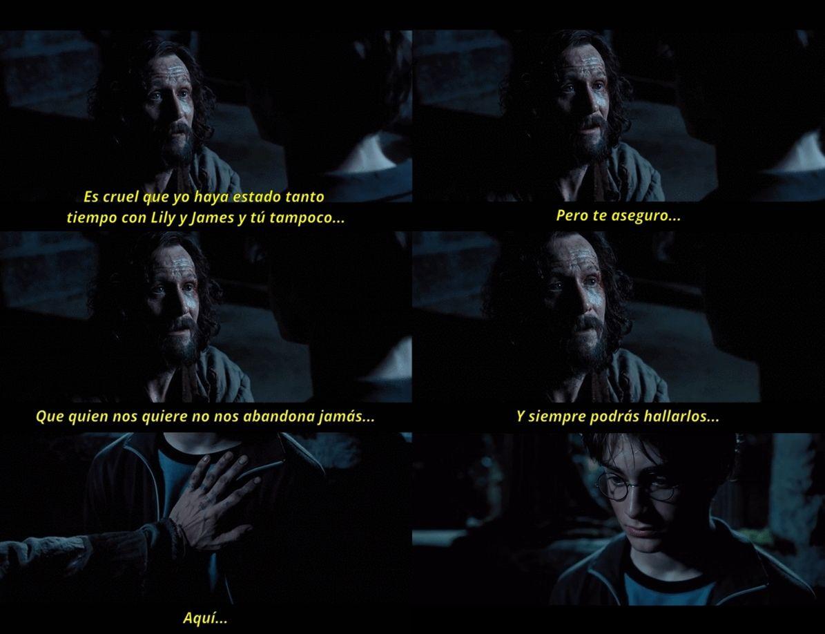 Escena De La Película Harry Potter Y El Prisionero De Azkabán