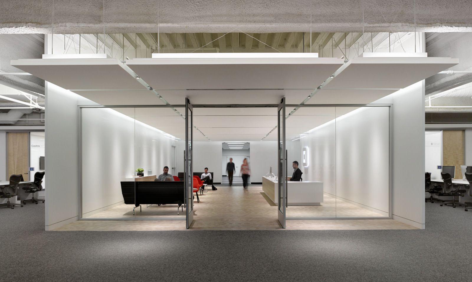 Office Tour Square San Francisco Headquarters Space DesignInterior