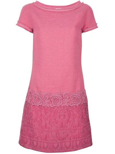 PHILOSOPHY DI ALBERTA FERRETTI - embroidered dress 1