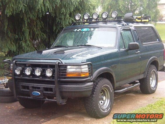 Bronco Light Grill Google Search Ford Bronco Bronco Ford Trucks