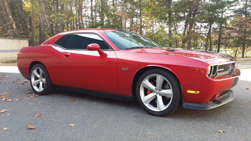 2010 Dodge Charger Huper Optik Xtreme 5 on the rear and
