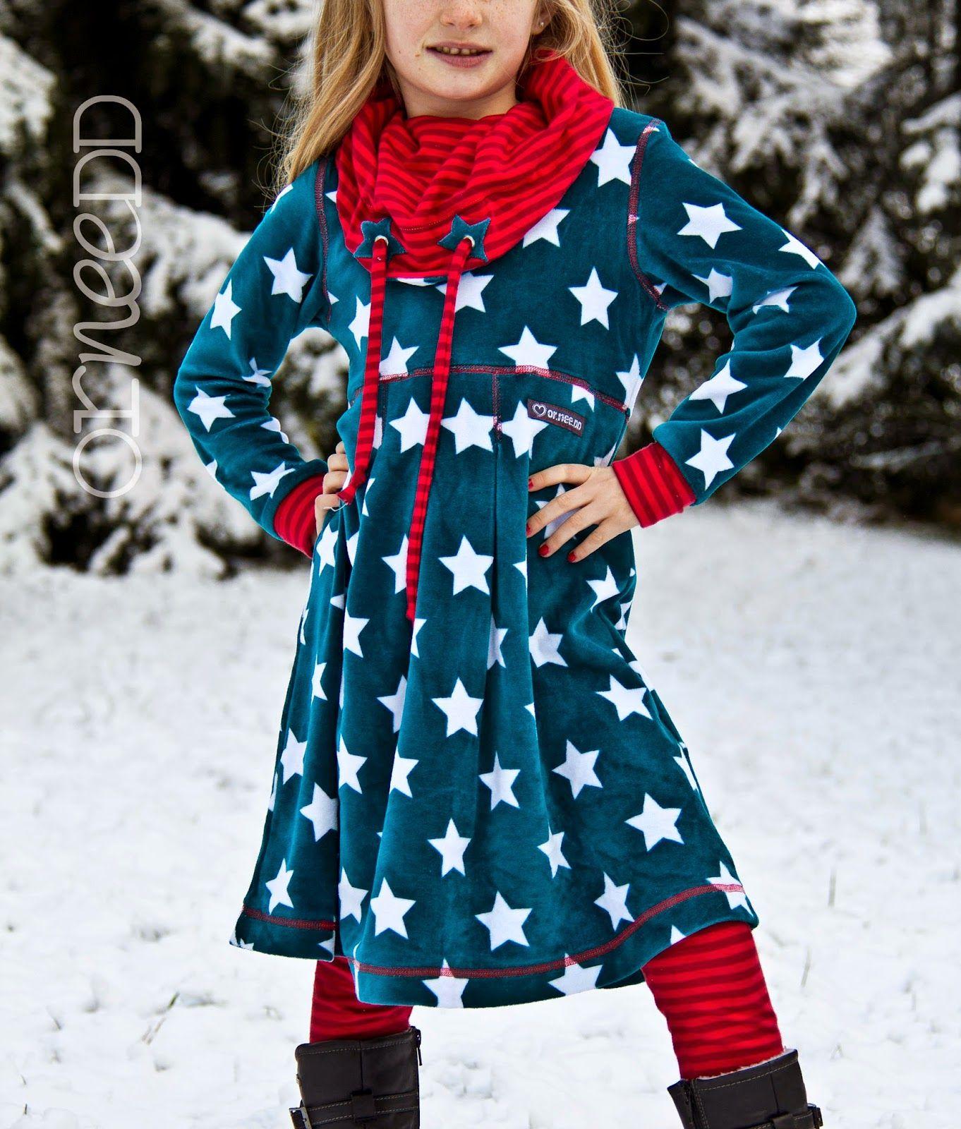 OrNeeDD: Winterkleid trifft Sternenliebe