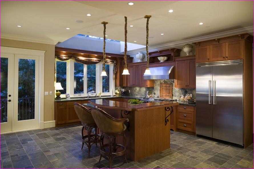 slate kitchen floor   Slate flooring: Advantages and Disadvantages ...