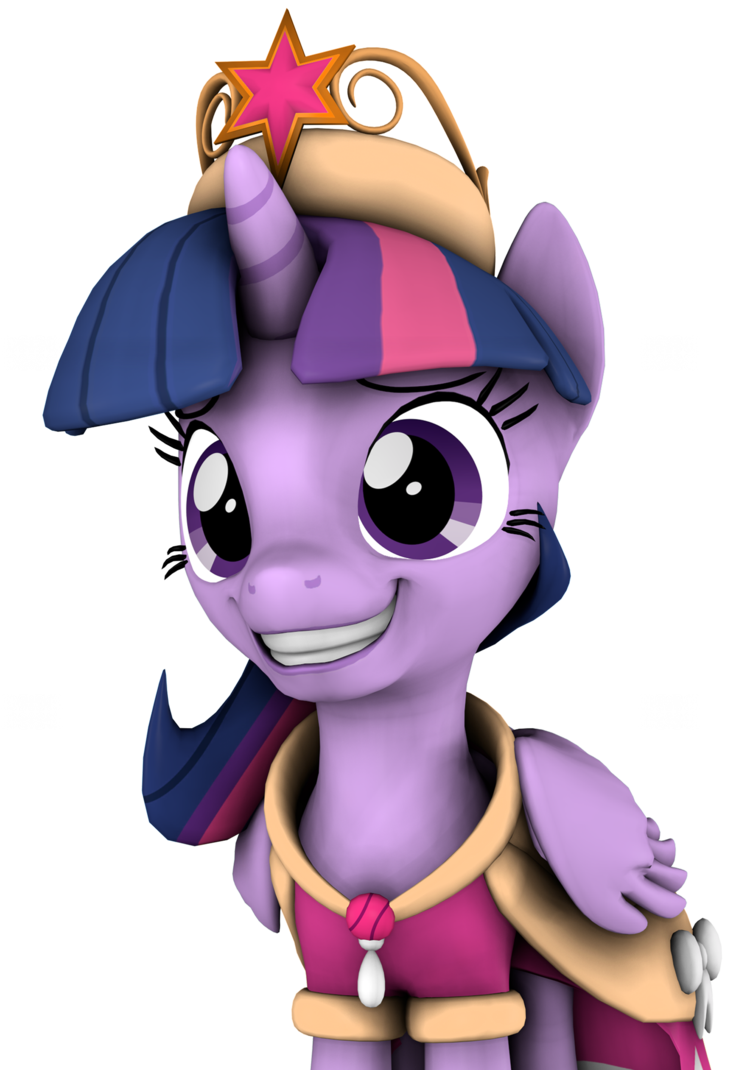 Princess Twilight Sparkle by DazzioN